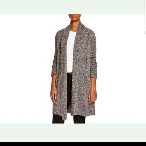 🆕️ NYDY Metallic gray cardigan petite
